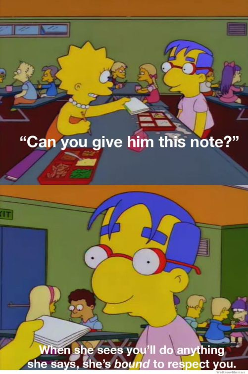 the-friendzone-explained-by-milhouse
